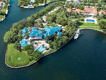 Waterfront Homes in Coral Gables
